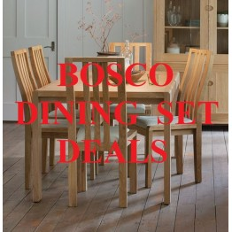 Ercol Bosco Dining Set - Configure your perfect dining suite !!