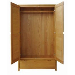 Ercol Bosco 1365 Two Door Wardrobe