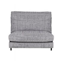 Ercol 4436 Forli SECTIONAL item - Snuggler Armless Unit (single seat) - 100cm Wide