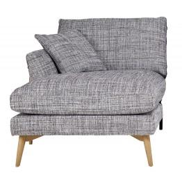 Ercol 4430/4431 Forli SECTIONAL item - Chaise End (LHF/RHF)