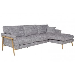 Ercol 4333 Forli Chaise Sofa RHF (Chaise on Right Hand Facing Side) - PROMO PRICES UNTIL 1st MARCH 2021 !