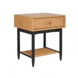 Ercol 4183 Monza 1 Drawer Bedside Cabinet  - SPECIAL PROMOTIONAL PRICE UNTIL 30th NOVEMBER 2021!!