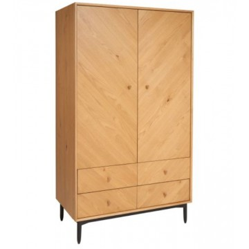 Ercol 4188 Monza Double Wardrobe - SPECIAL PROMOTIONAL PRICE UNTIL 30th NOVEMBER 2021!!