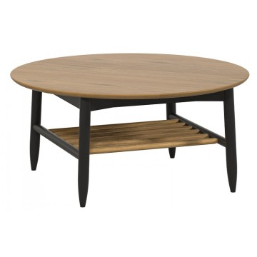 Ercol 4069 Monza Round Coffee Table - IN STOCK & AVAILABLE