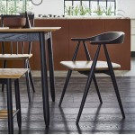 See the New Ercol Furniture Monza Dining Collection