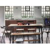 Ercol 4060 Monza Small Extending Dining Table