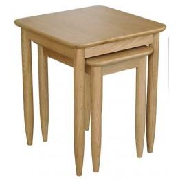 Ercol Teramo 3673 Nest of Tables