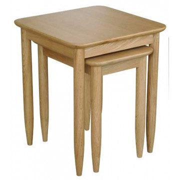 Ercol Teramo 3673 Nest of Tables