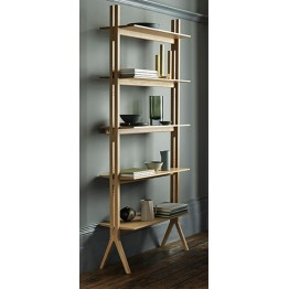 Ercol 2361 Pero Tall Shelving Unit