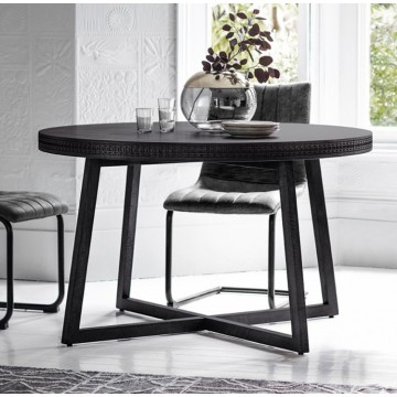 Boho Boutique Round Dining Table