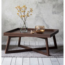 Boho Retreat Coffee Table