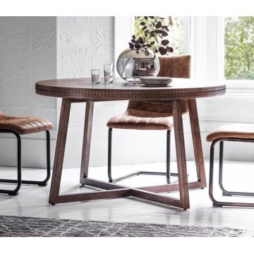 Boho Retreat Round Dining Table