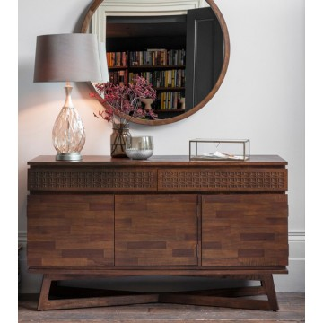 Boho Retreat Sideboard