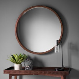Boho Retreat Wall Mirror