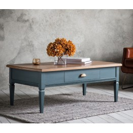 Hudson Living Bronte Coffee Table with Drawer