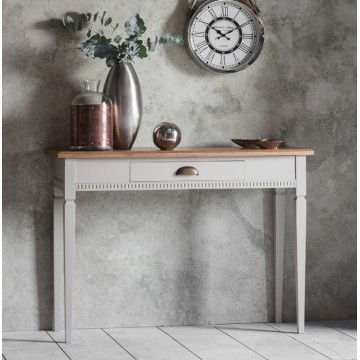 Hudson Living Bronte Console Table with 1 Drawer