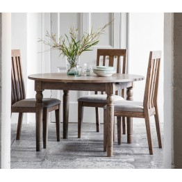 Hudson Living Cookham Dining Chair in Oak
