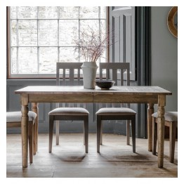Hudson Living Cookham Extending Dining Table in Oak