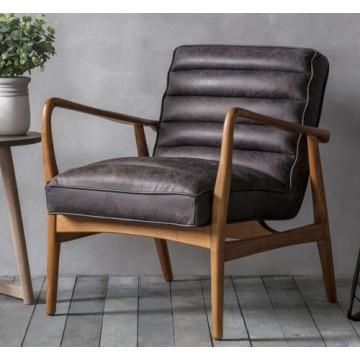 Frank Hudson Datsun Chair in Antique Ebony