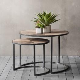 Hudson Living Douglas Nest of Tables
