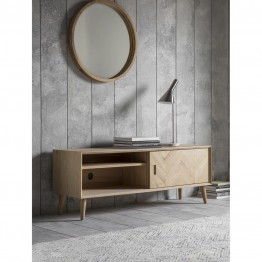 Hudson Living Milano Media Unit