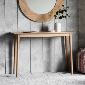 Hudson Living Milano Console Table