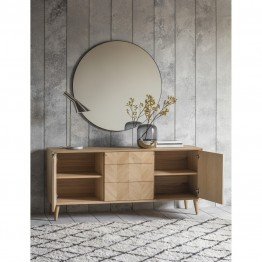Hudson Living Milano 2 Door & 3 Drawer Sideboard