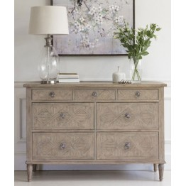 Frank Hudson Mustique 7 Drawer Chest or Sideboard