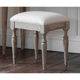 Frank Hudson Mustique Bedroom Stool