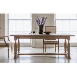 Frank Hudson Mustique Extending Dining Table - Rectangular Model
