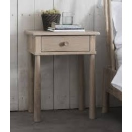 Frank Hudson Wycombe 1 Drawer Bedside Unit