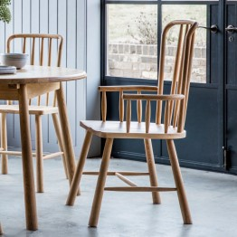 Frank Hudson Wycombe Carver Dining Chair
