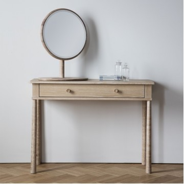 Frank Hudson Wycombe Dressing Table with Drawer (or console table)