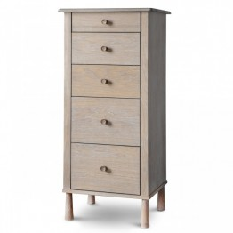 Frank Hudson Wycombe Tall Cabinet or Chest of Drawers