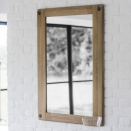 Frank Hudson Wycombe Wall Mirror