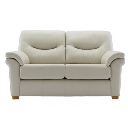 G Plan Washington Leather - 2 Seater Sofa