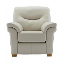 G Plan Washington Leather - Armchair
