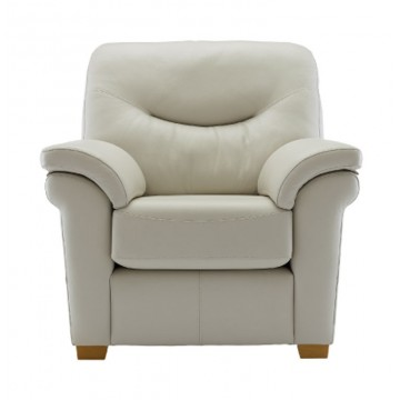 G Plan Washington Leather - Armchair