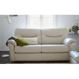 G Plan Washington Leather - 3 Seater Sofa (Same Price as the 2str version until 10th October!)