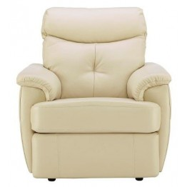 G Plan Atlanta Leather - Manual Recliner