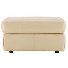 G Plan Atlanta Leather - Storage Footstool