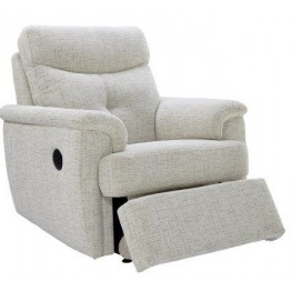 G Plan Atlanta Fabric - Manual Recliner