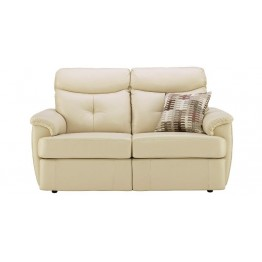 G Plan Atlanta Leather - 2 Seater Sofa