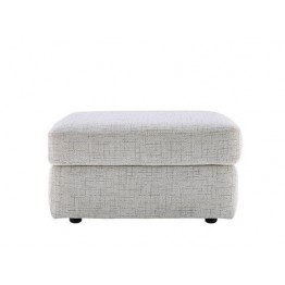 G Plan Atlanta Fabric  - Storage Footstool