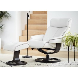 G Plan Bergen Ergoform Swivel Chair & Stool - Standard Size