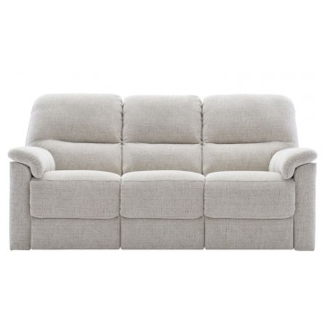 G Plan Chadwick 3 Seater Manual Recliner Sofa - Double Sided