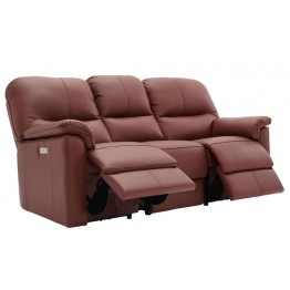 G Plan Chadwick 3 Seater Power Recliner Sofa - Double Sided
