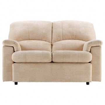 G Plan Chloe Fabric - 2 Seater Manual Recliner Sofa Double