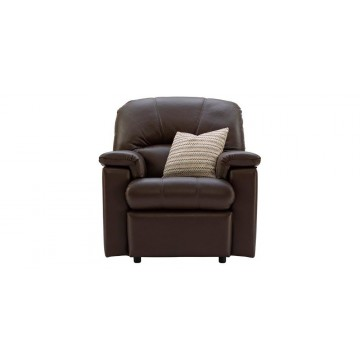 G Plan Chloe Leather - Armchair Small