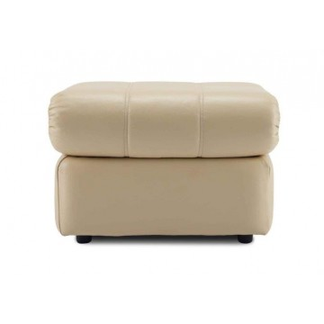 G Plan Chloe Leather - Footstool
